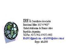 IRFA Consultores Asociados